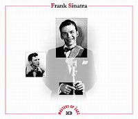 Cover Frank Sinatra - Masters Of Jazz [3CD]